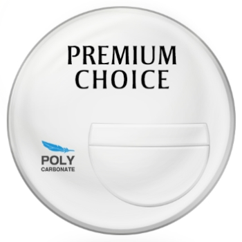 Premium Choice Polycarbonate 7x28 Tri-Focal Lenses
